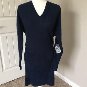 NWT Express v-neck sweater tunic